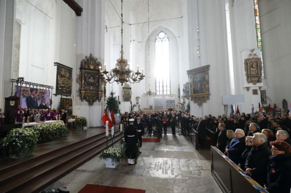 Magdalena Adamowicz: Miałam wątpliwości, czy premier i prezydent powinni być na pogrzebie