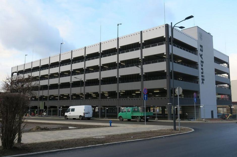 Coraz bliżej do otwarcia wielopoziomowego parkingu w Rybniku