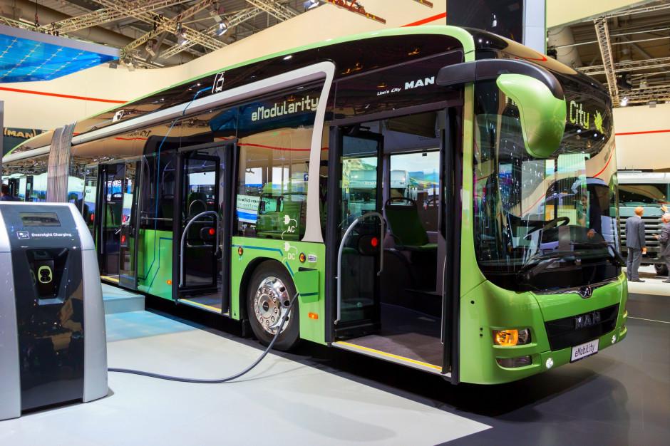 Tańszy prąd dla autobusów elektrycznych