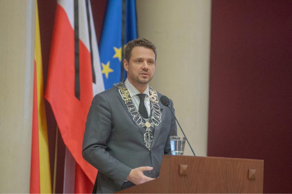 Trzaskowski o taśmach Kaczyńskiego: Gdyby PiS wygrał wybory w Warszawie łatwiej realizowałby interesy partii