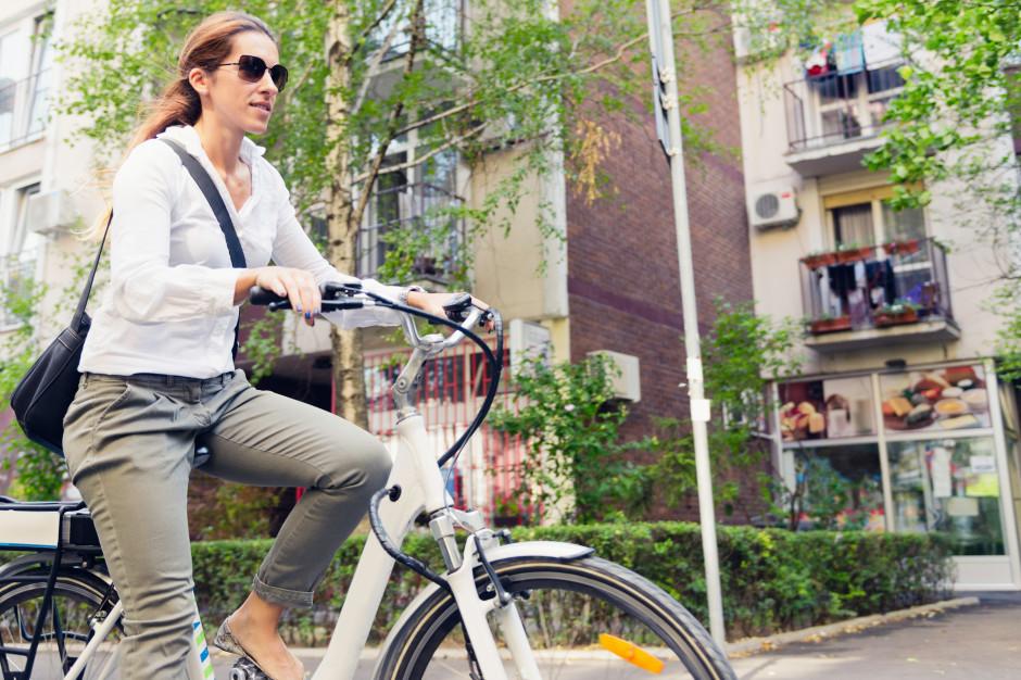 Pierwsza partia rowerów elektrycznych już na Śląsku