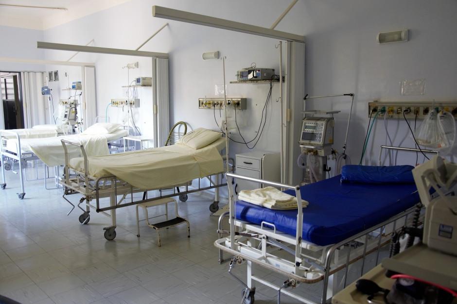 Toruń: Szpital miejski wprowadził zakaz odwiedzania pacjentów