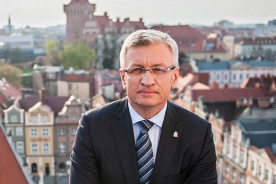 Prezydent Poznania trafił do szpitala. Czeka go zabieg