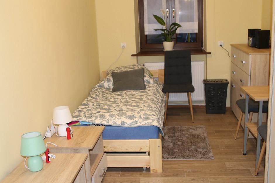 Kalisz: Powstało mieszkanie chronione dla  osób niepełnosprawnych umysłowo