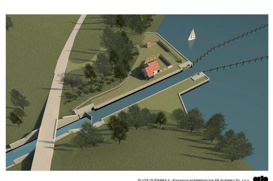 Rusza budowa pierwszej od 100 lat śluzy na szlaku Wielkich Jezior Mazurskich
