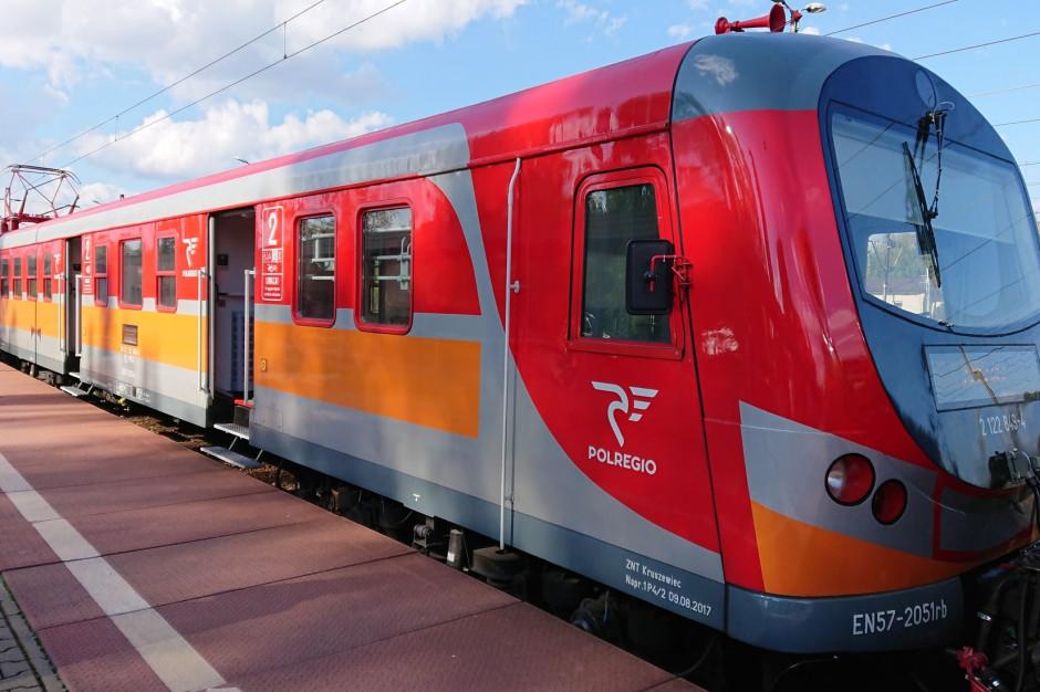 Przewozy Regionalne przewożą coraz więcej pasażerów