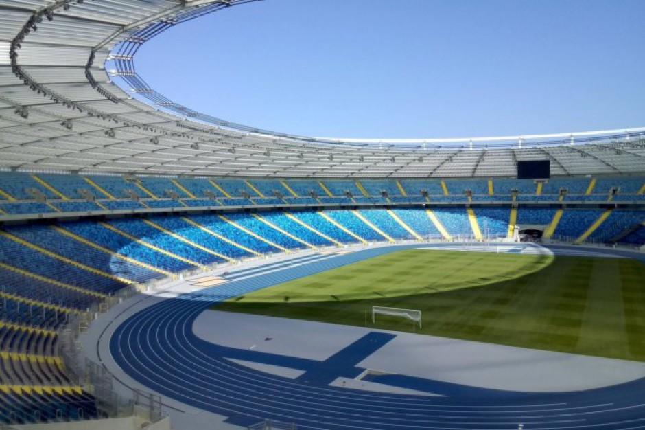 Łącznie na Stadionie Śląskim zamontowano ponad 54 tys. krzesełek. (fot. mat. Stadionu Śląskiego)