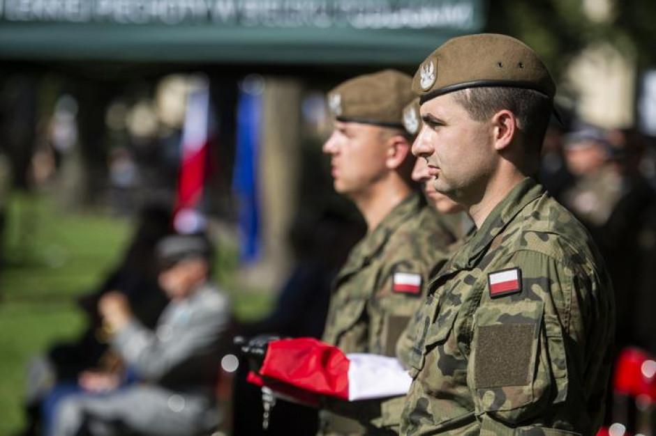 W Kolnie pierwsza tegoroczna przysięga Podlaskiej Brygady Obrony Terytorialnej