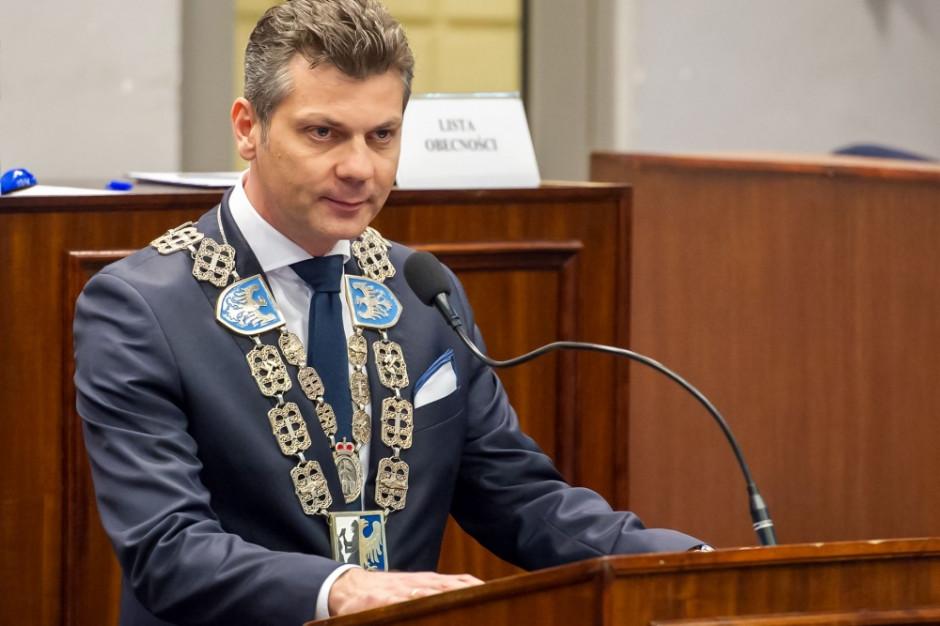 Mariusz Wołosz rozważa likwidację części spółek komunalnych w Bytomiu. Co z rewitalizacją miasta?