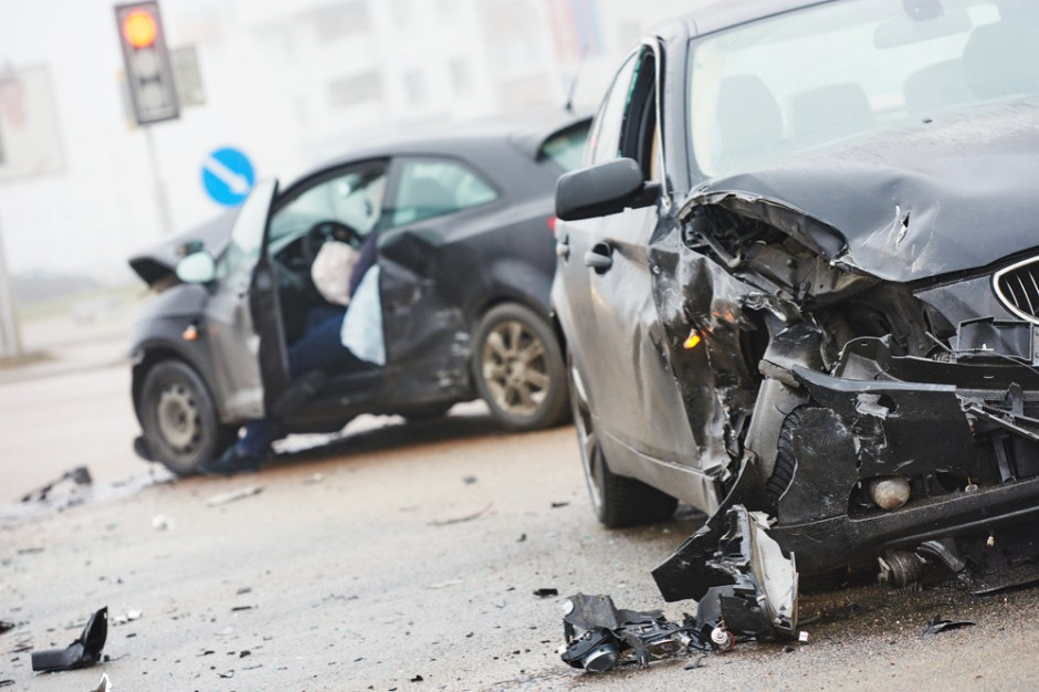 Podlaskie: Po wypadku utrudnienia na drodze nr 19 Białystok-Sokółka