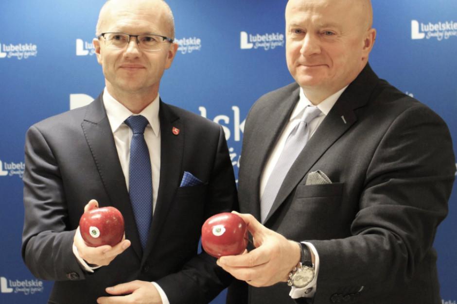 Promocja Lubelskich jabłek za blisko 600 tys. zł
