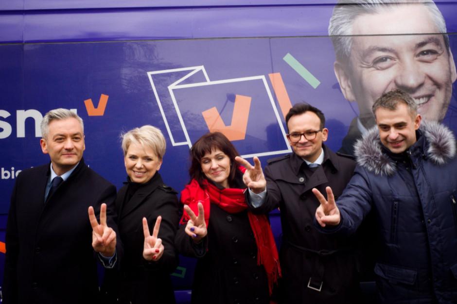 Wiosna przedstawi listy kandydatów do PE za kilka dni