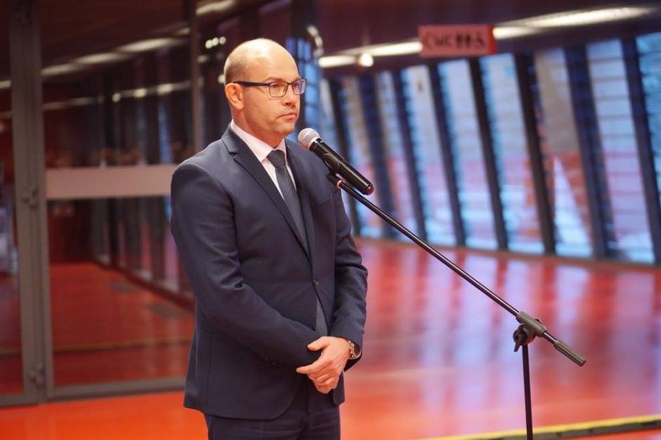 Podlaskie: Artur Kosicki zrezygnował z funkcji marszałka