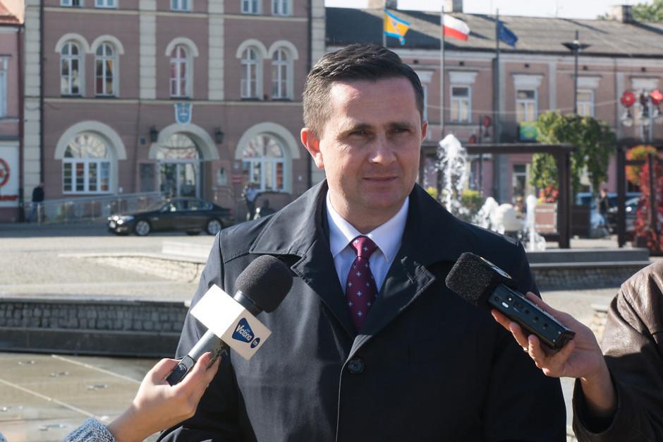 Krzysztof Jażdżyk: Nie chcę za pięć lat chować się przed mieszkańcami Skierniewic