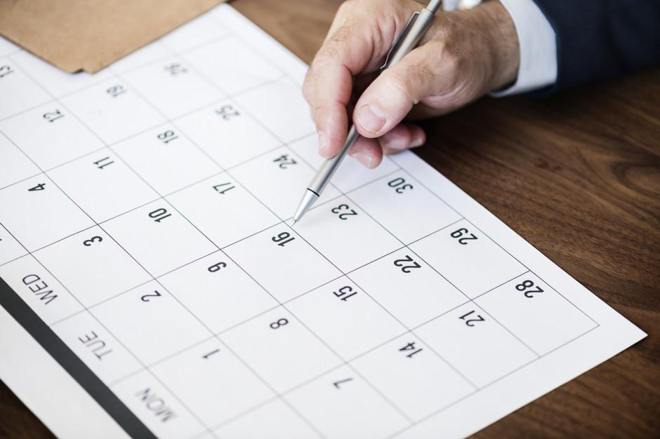 Terminy w sprawozdawczości dla JST: luty i marzec 2019