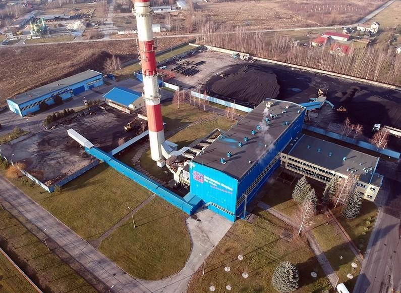 Skierniewicka Energetyka Cieplna stosuje prototypowe rozwiązanie mające na celu ograniczenie emisji spalin (fot. skierniewice.eu)