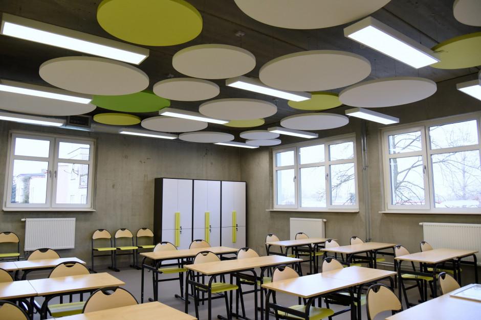 Poznań: Wyremontowano Szkołę Podstawową nr 46