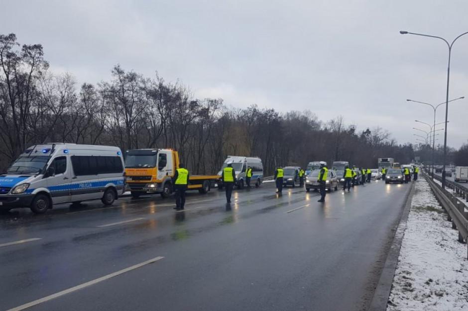 """Poznań: Policja skontrolowała ponad 7420 kierowców w ramach akcji """"Trzeźwość"""""""