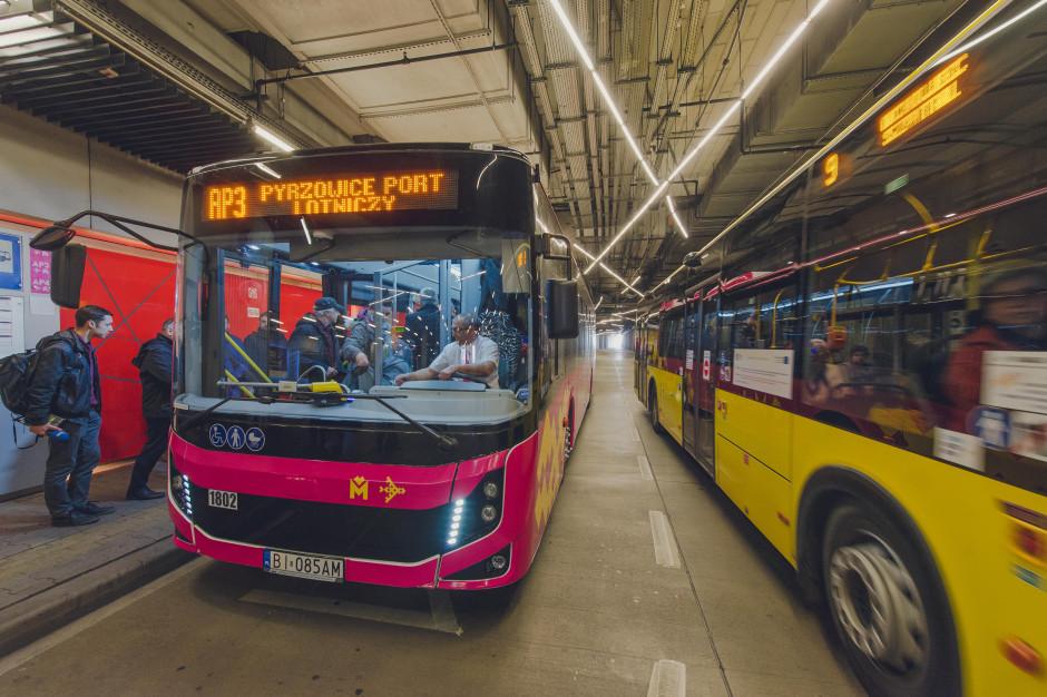 Zmiany w rozkładzie jazdy linii lotniskowych. Autobusy do Pyrzowic pojadą szybciej