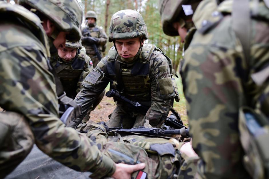 Podkarpackie: Kolejni ochotnicy dołączają do Wojsk Obrony Terytorialnej