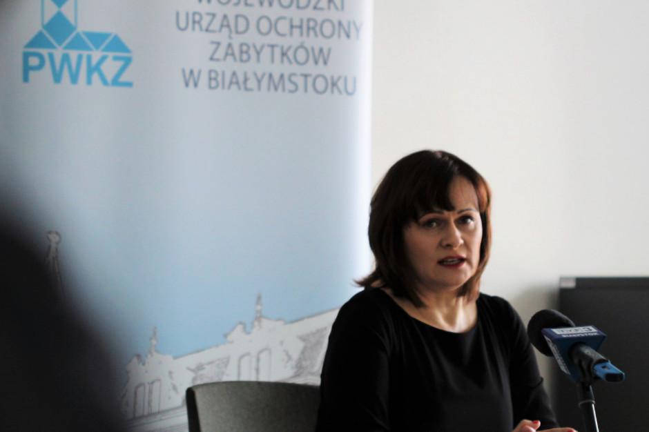 Rekordowa kwota na konserwację i restaurację zabytków w Podlaskiem