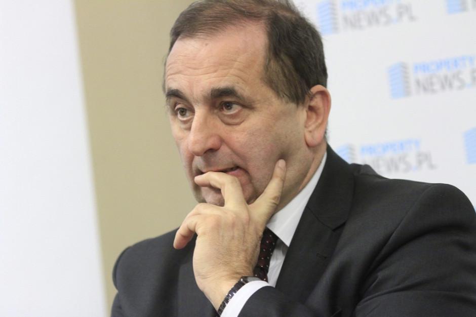 Prezydent Janusz Żmurkiewicz o tunelu i przyszłości Świnoujścia