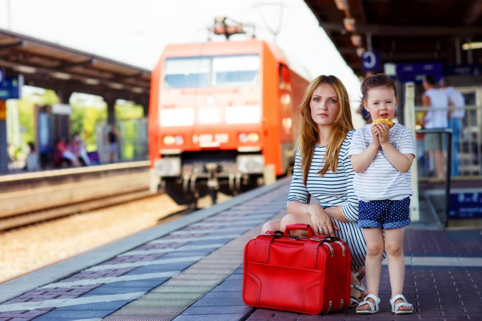 Niedogodny rozkład jazdy i opóźnione pociągi największym problemem na kolei
