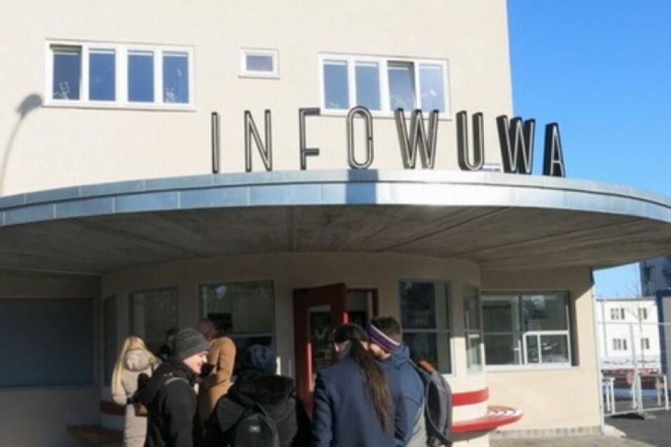 Otwarto punkt informacyjny o modernistycznym osiedlu WuWA we Wrocławiu