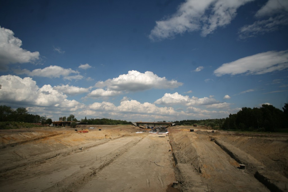 Będzie nowy przetarg na łącznik autostradowy z Mościc do Wierzchosławic