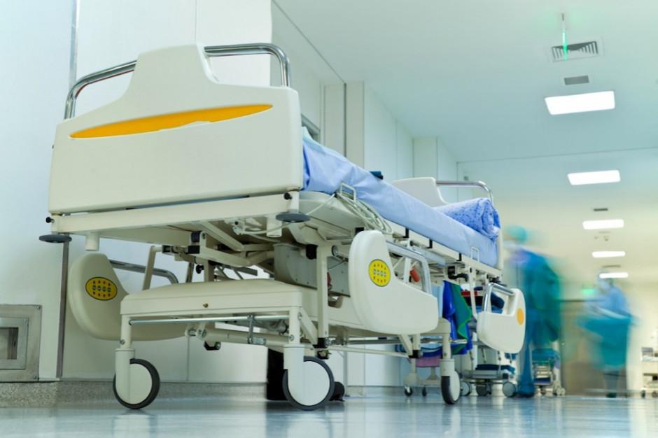 Śląskie: kolejne szpitale likwidują łóżka