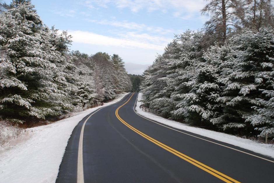 GDDKiA: w niedzielę rano wszystkie drogi krajowe są przejezdne
