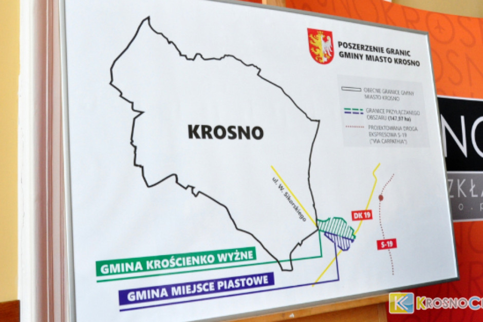 Sąsiednie gminy przeciw poszerzeniu Krosna