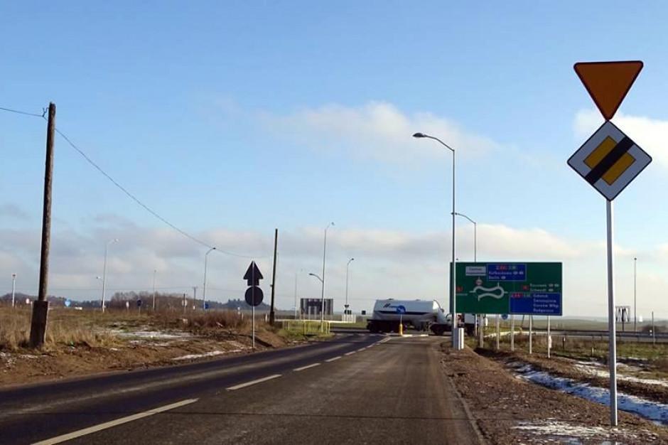 Nowa droga w Kołbaskowie gotowa