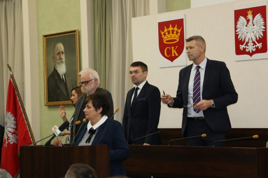 """Pierwsze spotkanie z organizacjami pozarządowymi w Kielcach. Bogdan Wenta: """"Mam dużo do zrobienia"""""""