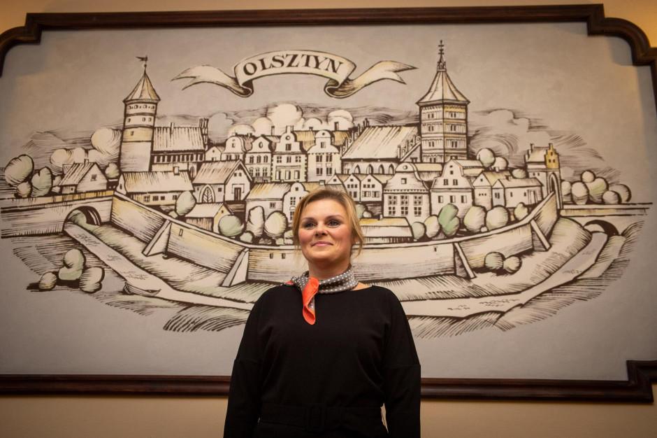 Olsztyn: Ewa Kaliszuk nowym wiceprezydentem