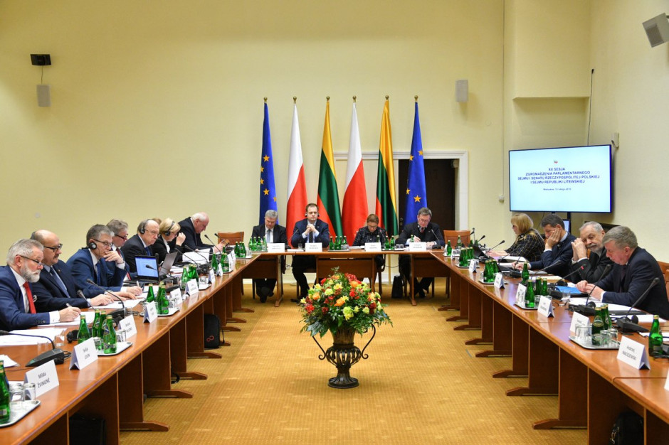Mazurek: Liczymy, że Litwa wypracuje rozwiązania dotyczące polskiej oświaty
