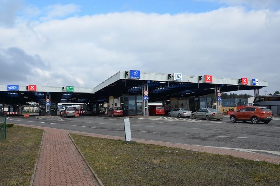 Kuźnica: Przejście graniczne z Białorusią zostanie rozbudowane