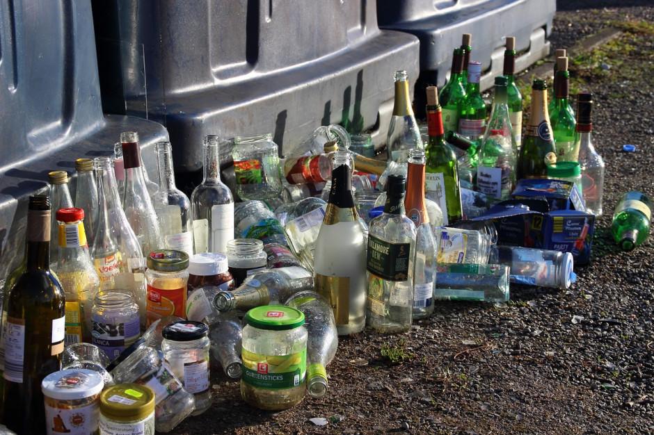Segregacja odpadów. Zbiórka z podziałem na pięć frakcji