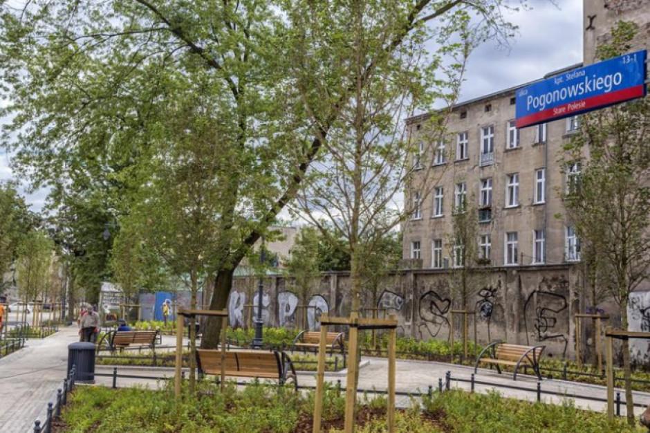Są plany na zagospodarowanie przestrzeni Starego Polesia w Łodzi. Czas na ruch radnych