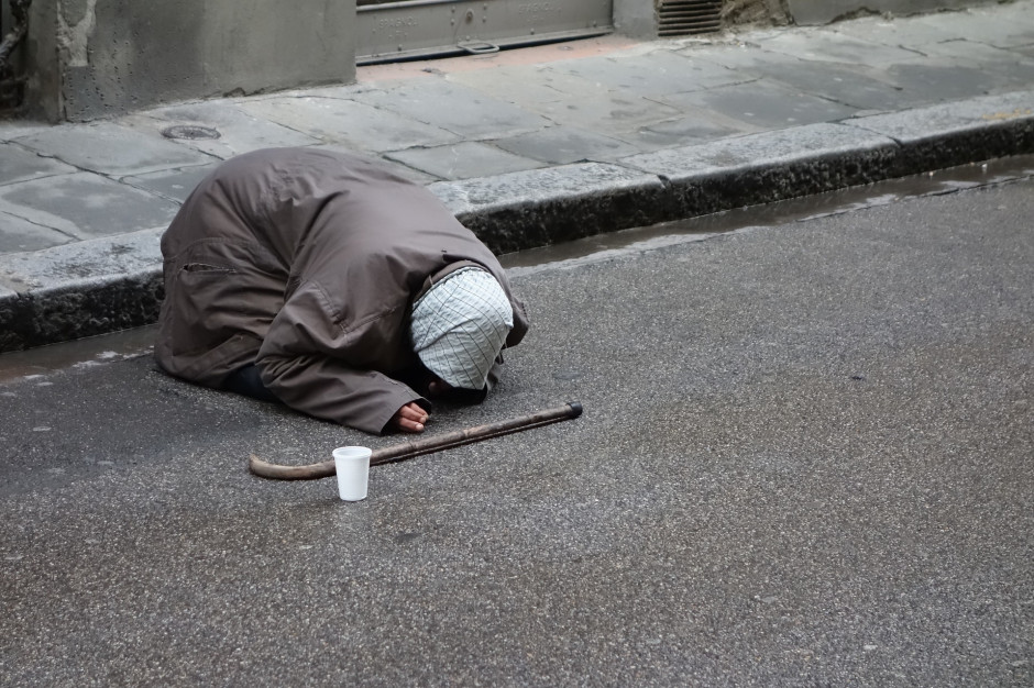 Ilu bezdomnych jest w Polsce? Rusza akcja liczenia
