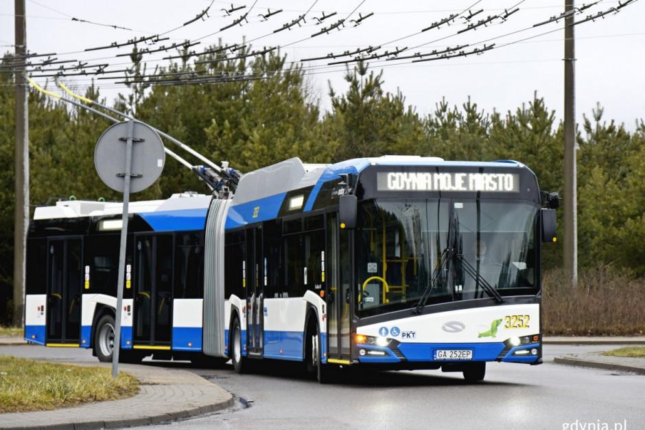 Przegubowe trolejbusy znów wyjadą na gdyńskie ulice