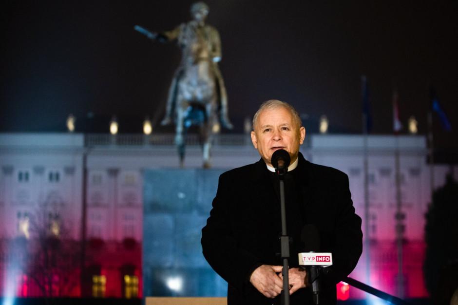 Jarosław Kaczyński: Warszawa wymaga gigantycznego przetrzepania