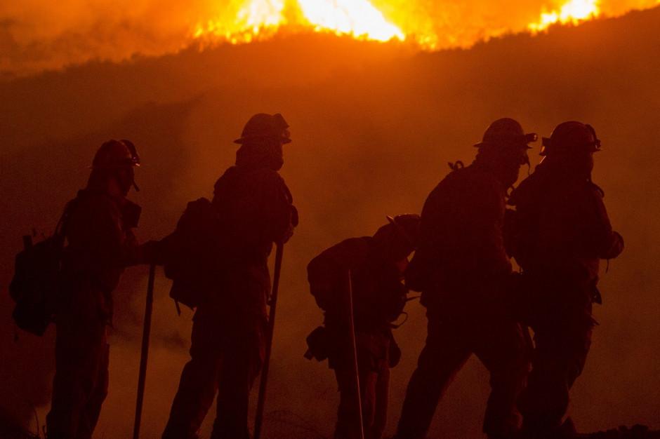 Pożar pod Wągrowcem. Zginęła jedna osoba