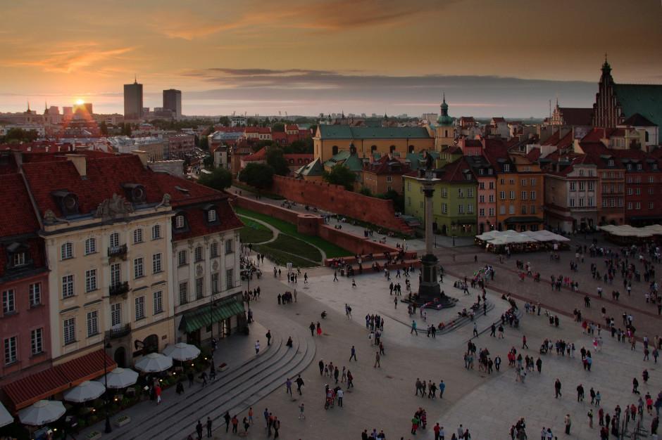 W Warszawie obowiązują stopnie alarmowe ALFA i BRAVO-CRP