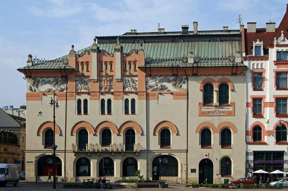 Kraków: Markiza nad wejściem do Starego Teatru zostanie wyremontowana