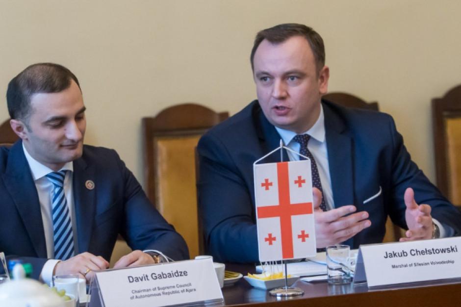 Samorządowcy z województwa śląskiego rozwijają współpracę z...gruzińską republiką Adżarii