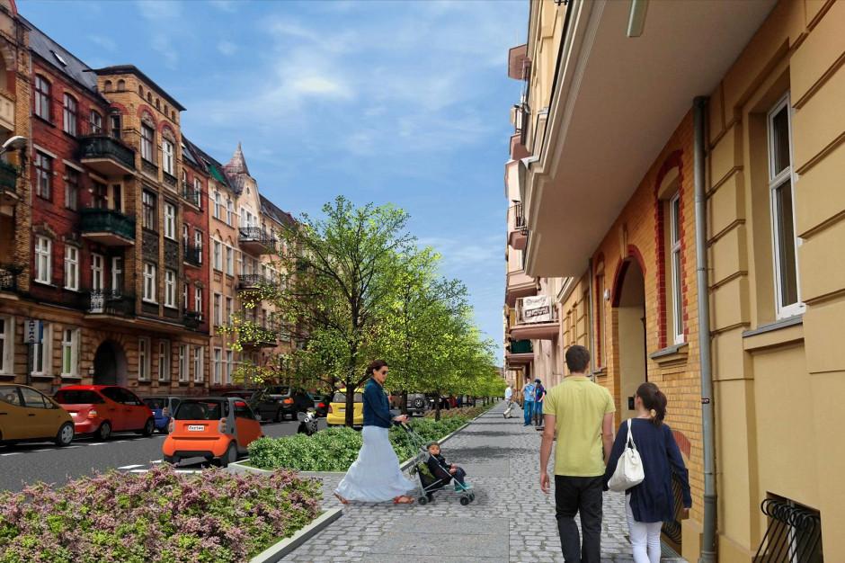 Poznań: Przebudują ulicę Jackowskiego. Ogłoszono przetarg