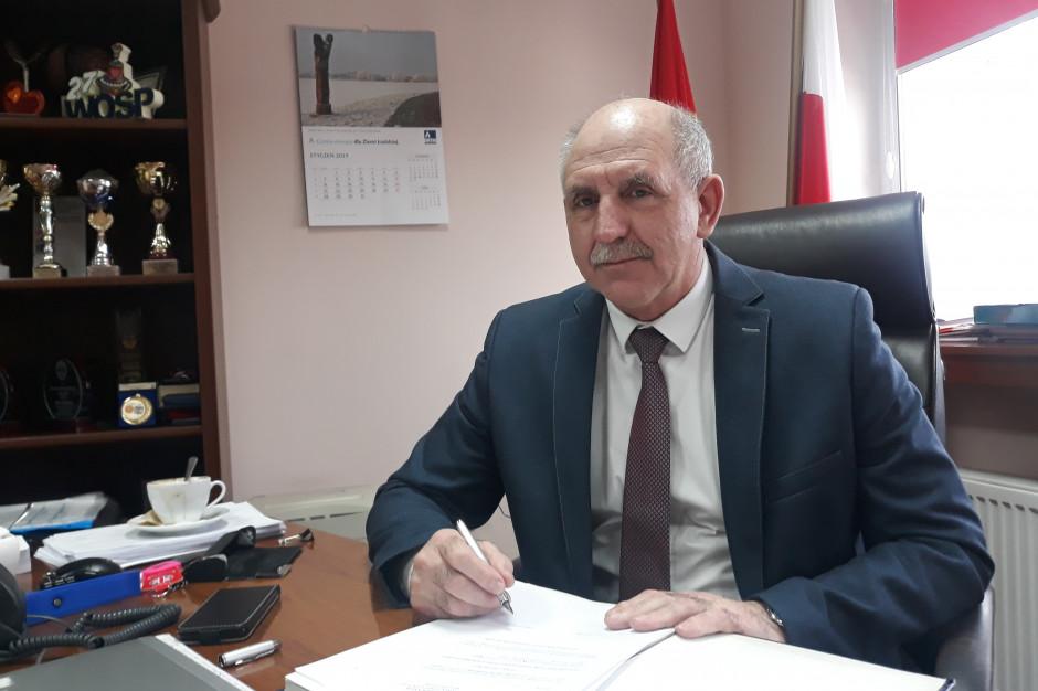 """Starosta zgierski: Powiaty są szczególnie """"podgryzane"""", ciągle coś im się zabiera"""