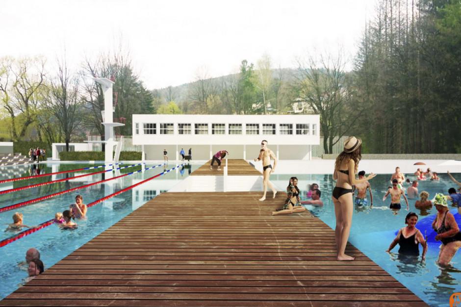 Stan parku kąpielowego w Wiśle gorszy niż zakładano