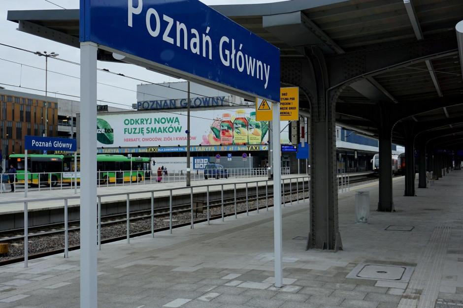 Spór Poznania z wojewodą o rozbudowę Dworca Głównego
